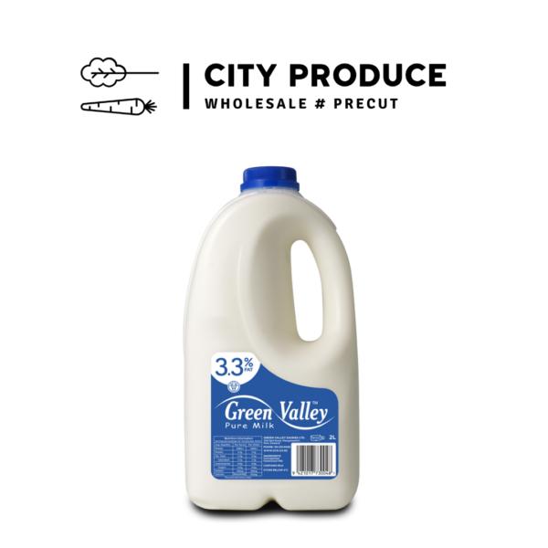 City Produce - Green Valley Milk