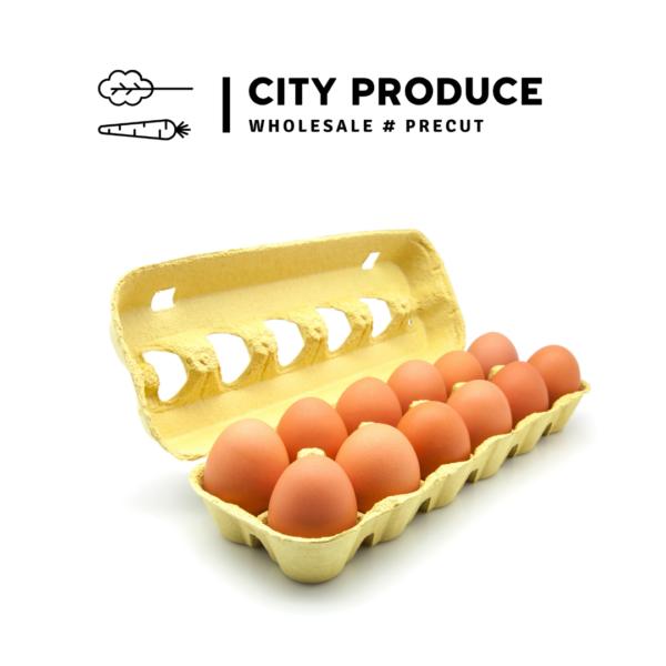 City Produce Eggs Dozen