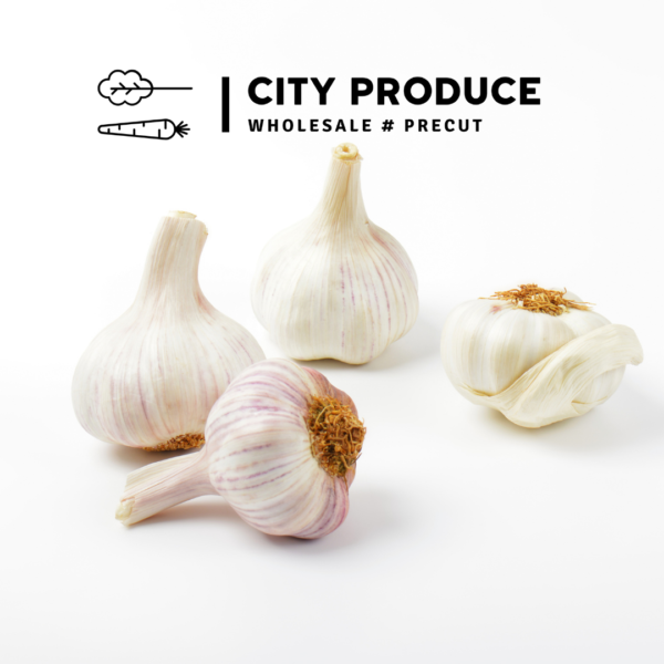 City Produce Garlic 100g