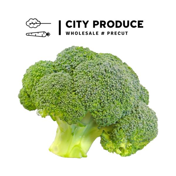 City Produce Broccoli Each
