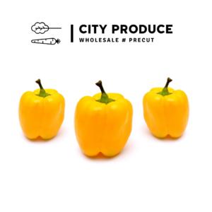 City Produce Capsicum Yellow